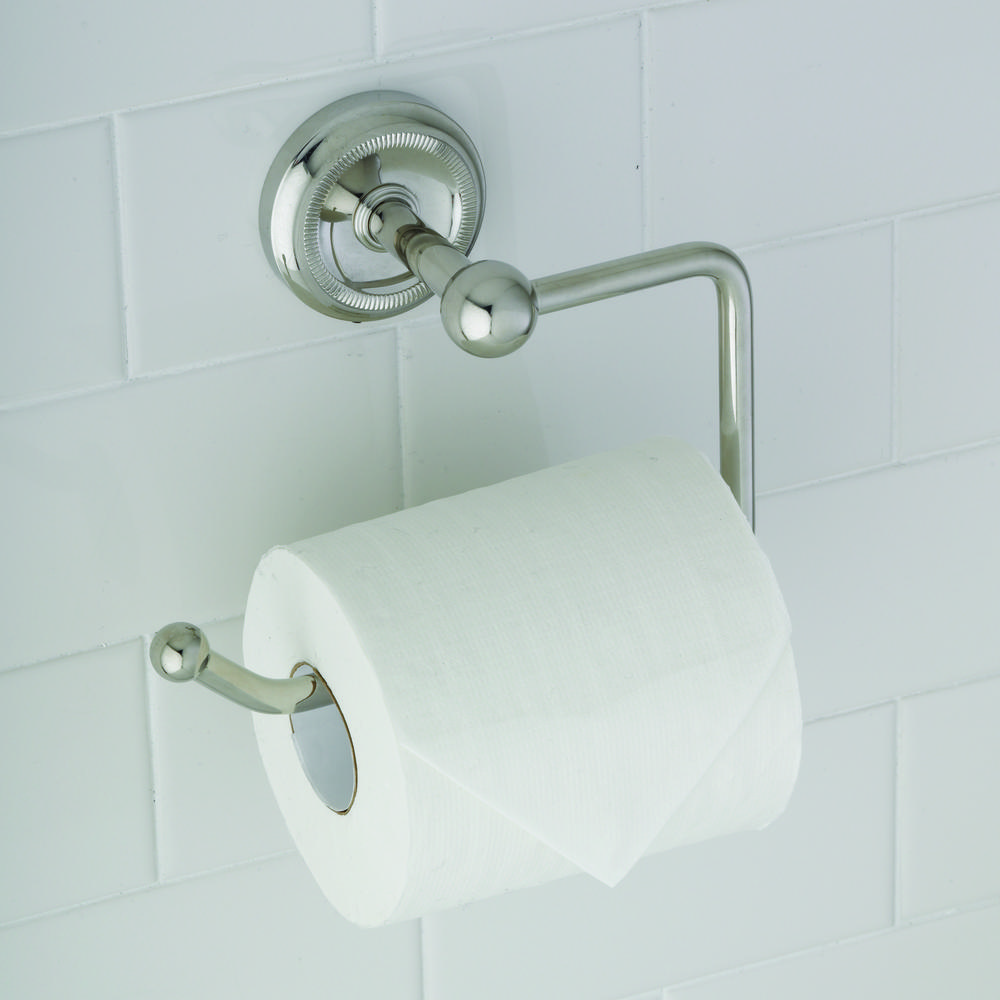 Elizabeth Euro Toilet/Tissue Twl Holder