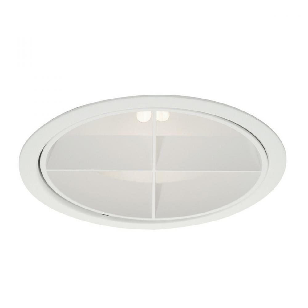 Granite City Electric in Plymouth, Massachusetts, United States, WAC US R6VT-33-WT, One Light White Recessed Lighting Trim,