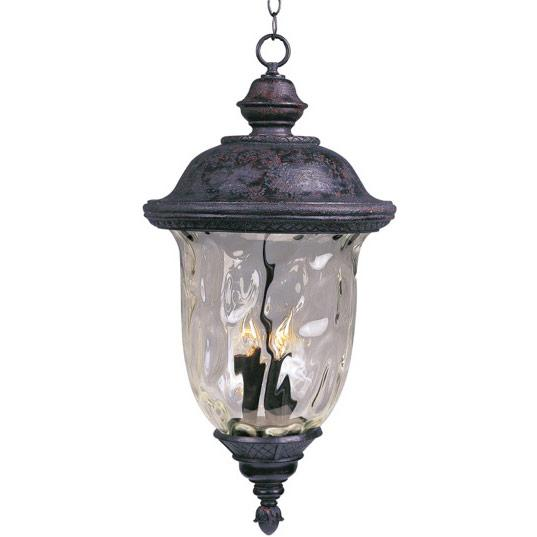 Carriage House DC-Outdoor Hanging Lantern
