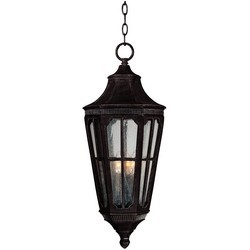 Beacon Hill VX 3-Light Outdoor Hanging Lantern