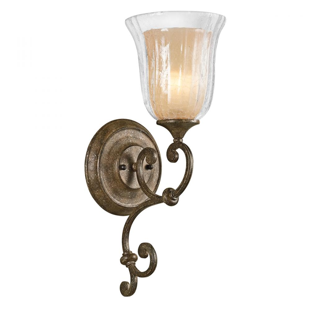 One Light Sconce
