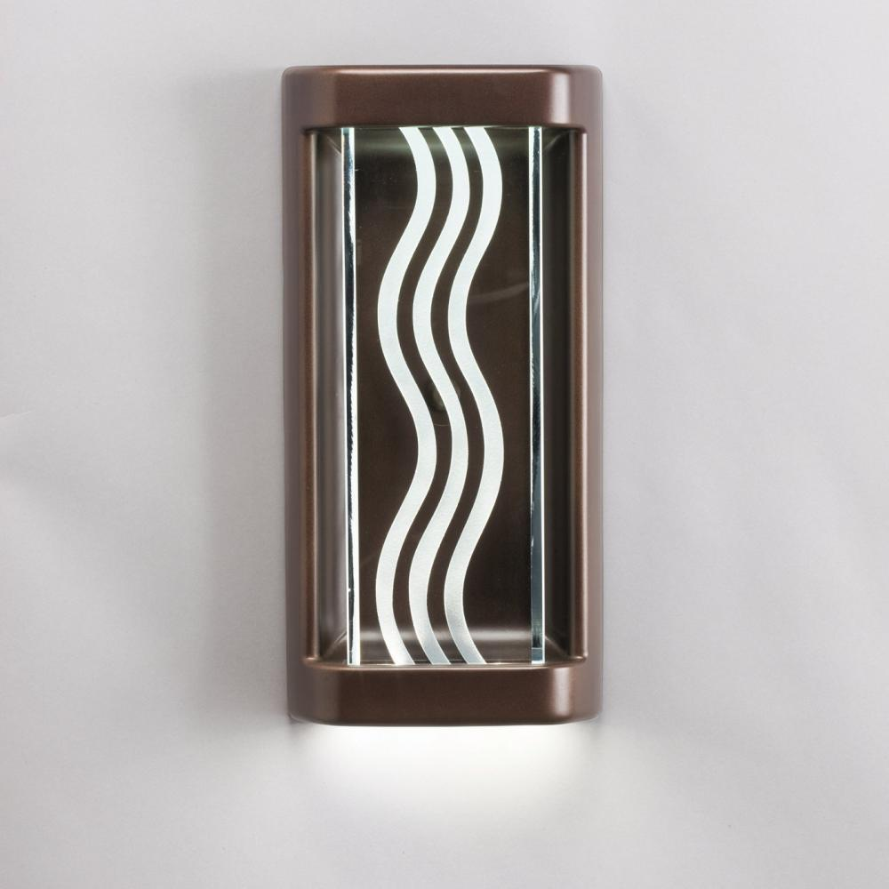 LED Wall Sconce Housing Only