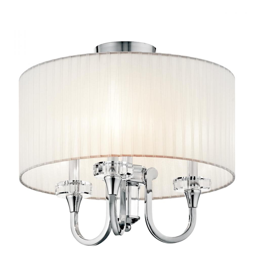 Chandelier/Semi Flush 3Lt