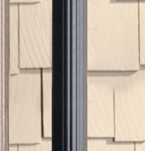 Outdoor Fluted Post