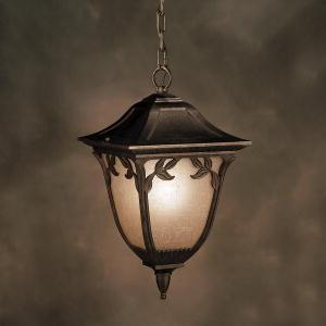 One Light Legacy Bronze Hanging Lantern