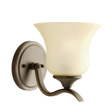 Kichler 10636OZ - Wall Sconce 1Lt Fluorescent