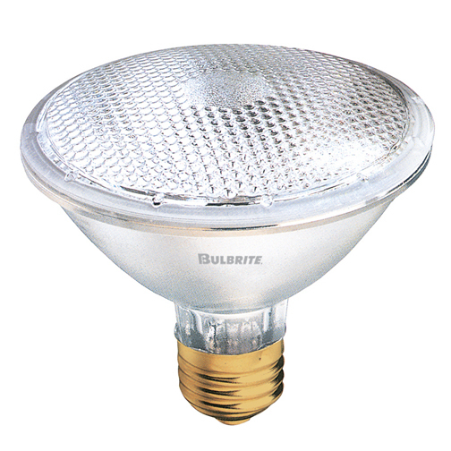 75-Watt Dimmable Halogen PAR30 Narrow Spot, Medium Base, Warm White