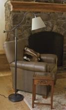 House of Troy HP700-OB-WL - Hyde Park Counter Balance Floor Lamp