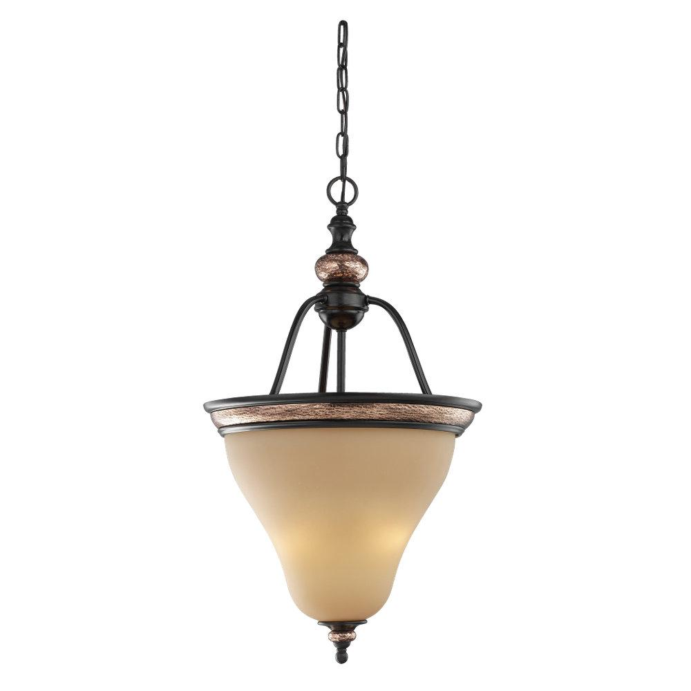 Bronze Foyer Hall Pendant