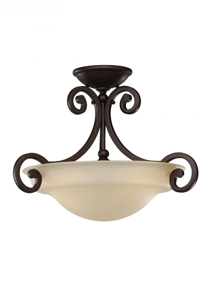 Acadia Semi-Flush Ceiling Light