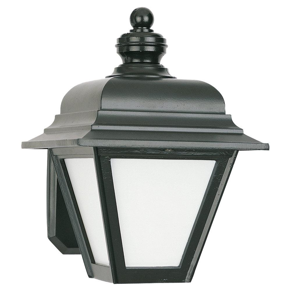 Single-Light Bancroft Fluorescent Wall Lantern