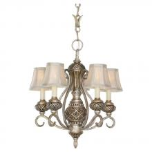 Sea Gull 30251-824 - Five Light Gold Up Chandelier