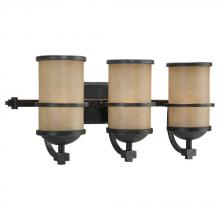 Sea Gull 44522-845 - Three Light Wall / Bath
