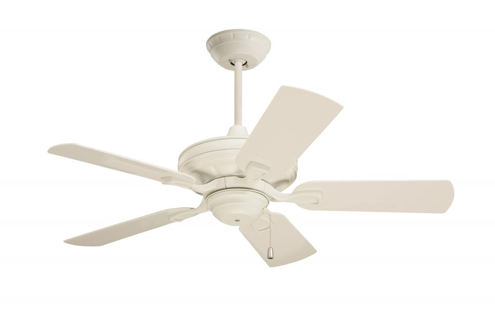 Granite City Electric in Plymouth, Massachusetts, United States, Emerson Fans CF542AW, Summer White Ceiling Fan,