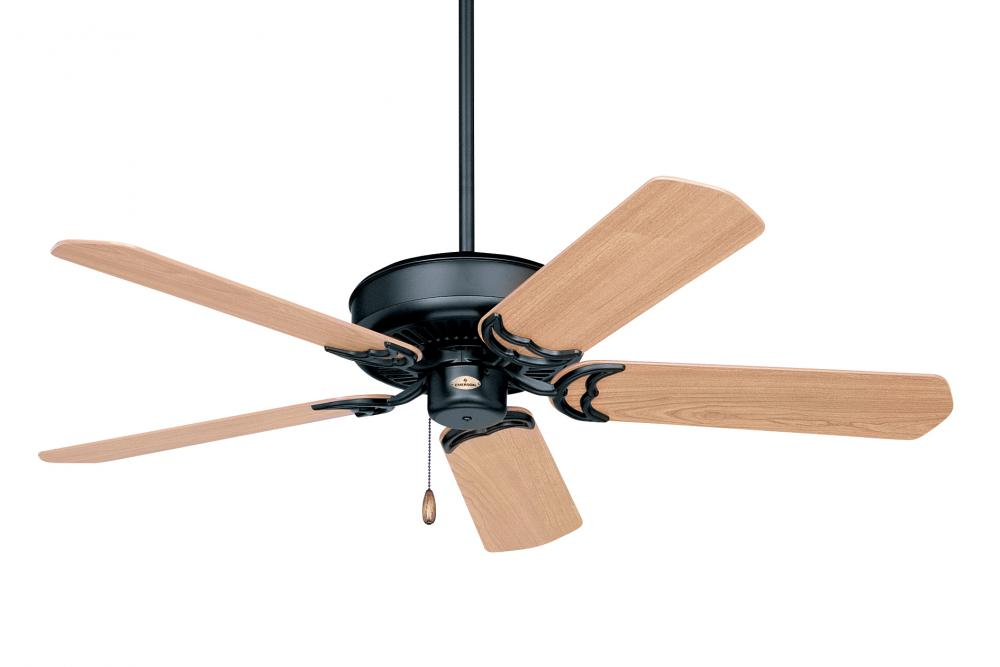 Barbeque Black Finish Ceiling Fan