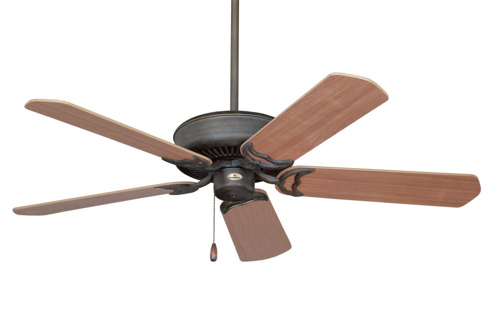 Weathered Bronze Finish Ceiling Fan