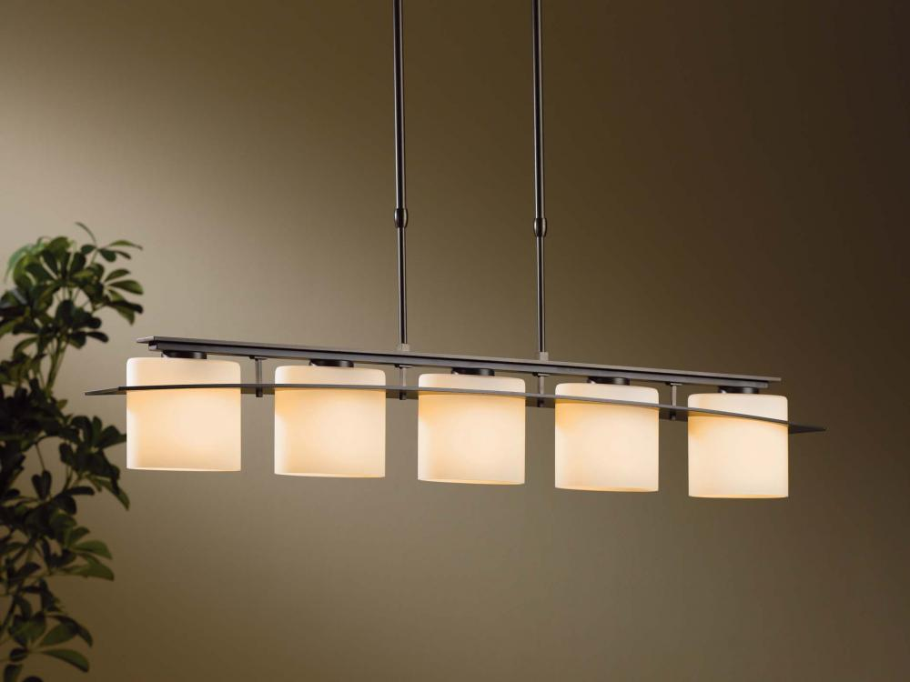 Arc Ellipse 5 Light Pendant