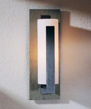 Hubbardton Forge 307286-SKT-20-GG0034 - Forged Vertical Bars Outdoor Sconce