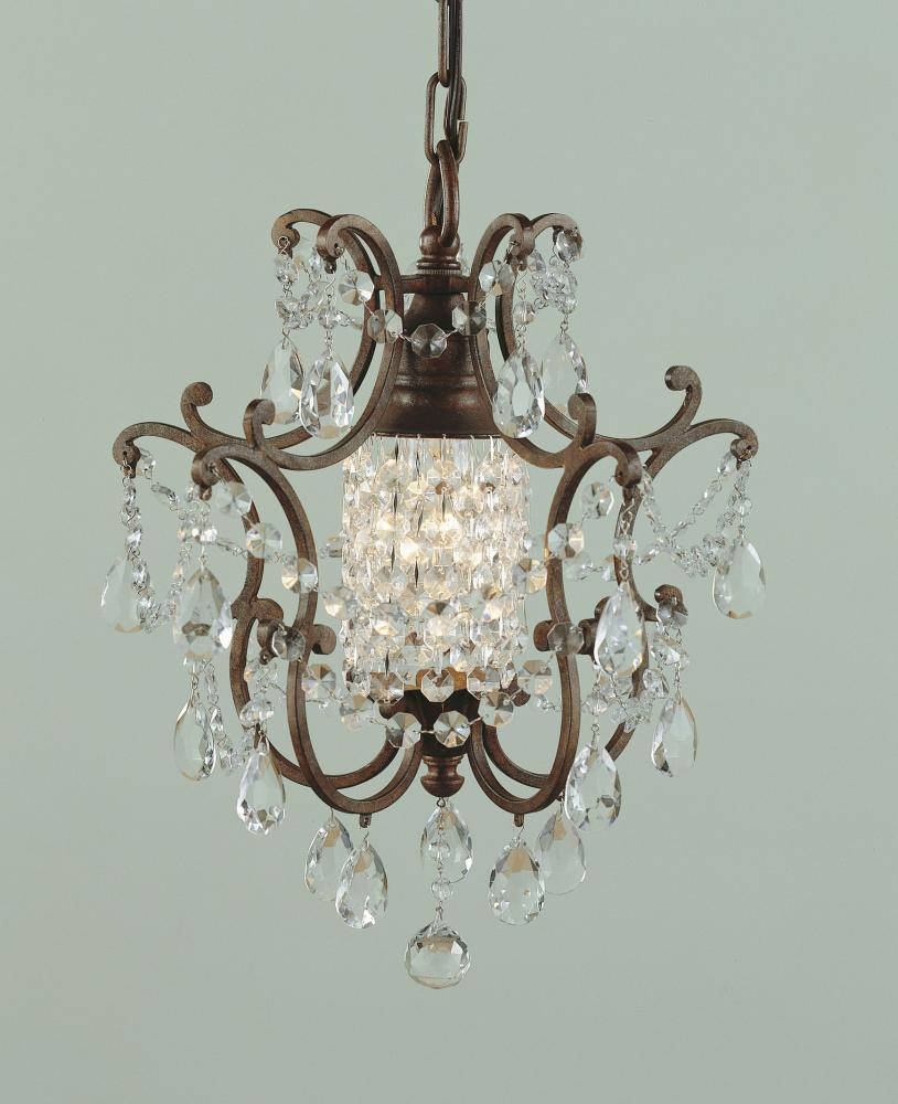light mini chandelier f1879 1brb granite city electric
