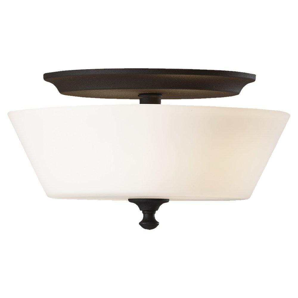 2- Light Flush Mount