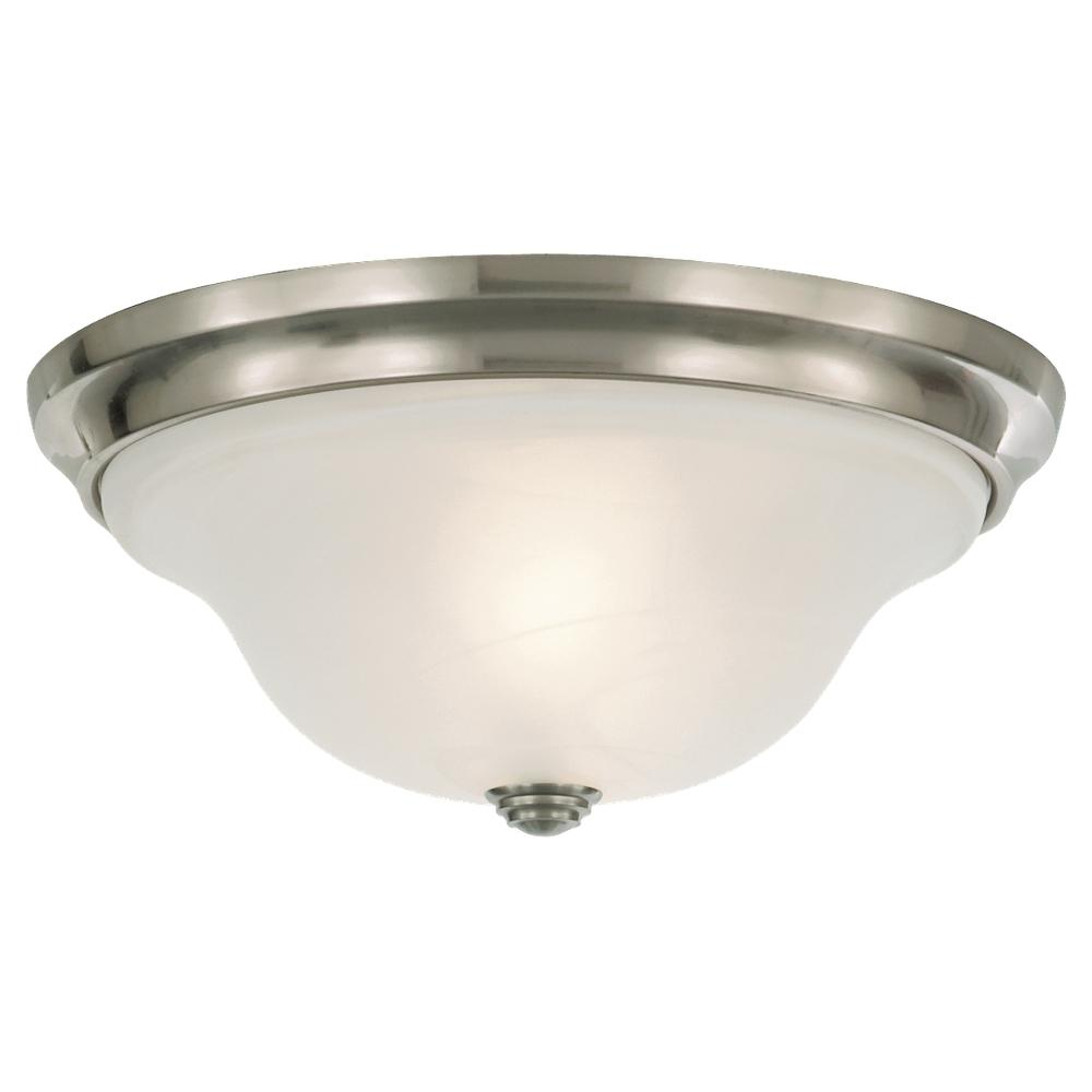 2- Light Indoor Flush Mount