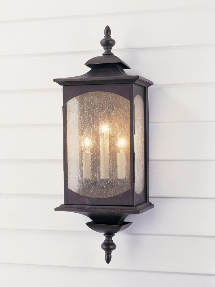 3- Light Wall Lantern