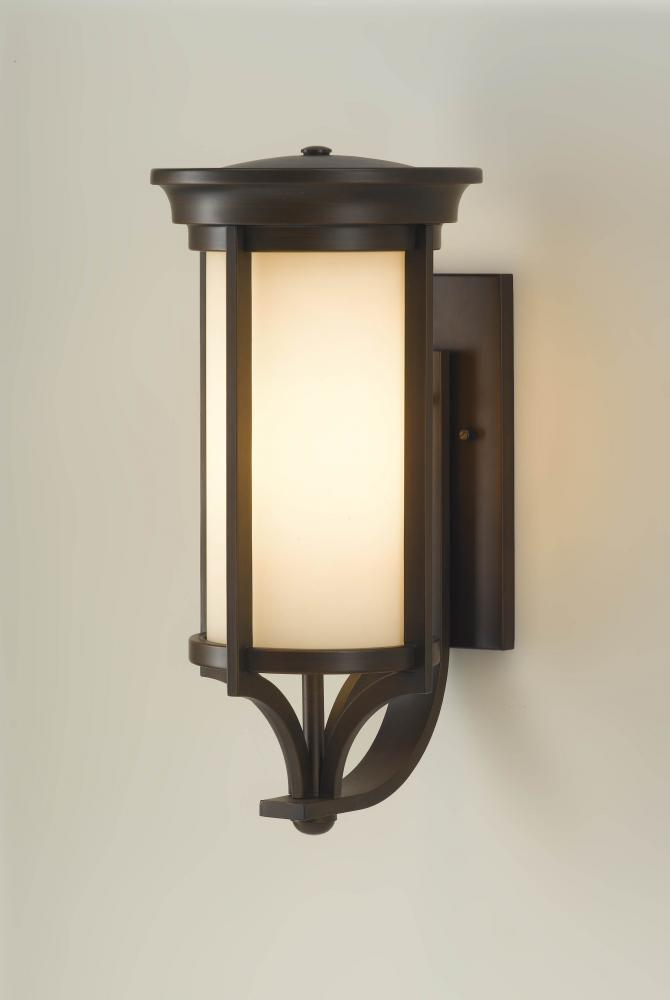 1- Light Wall Lantern