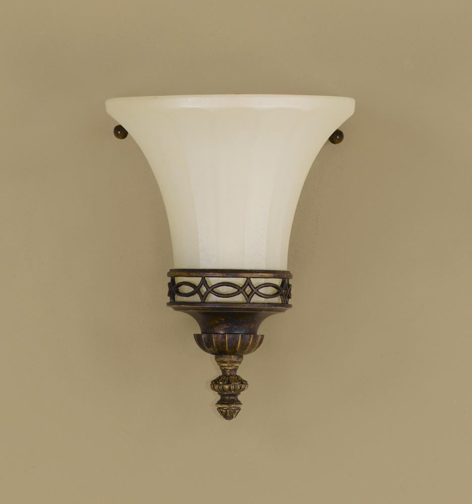 Granite City Electric in Plymouth, Massachusetts, United States, Feiss WB1330WAL, 1- Light Sconce, Drawing Room