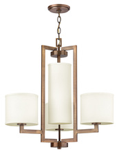 Hinkley 3209BR - Chandelier Hampton