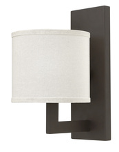 Hinkley 3210KZ - Sconce Hampton
